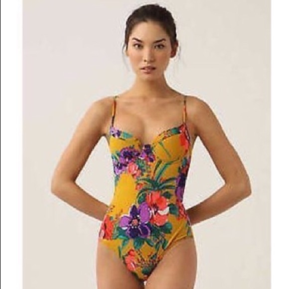 Zimmerman Jungle Dive Malliot swimsuit